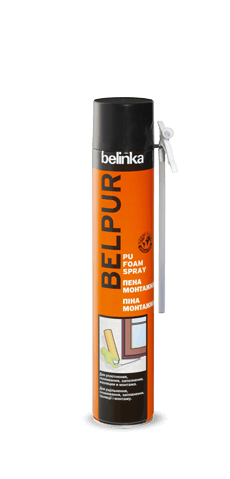 BELPUR PU Foam Spray